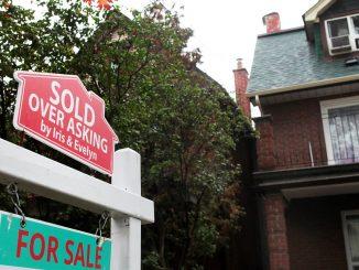 Toronto property market
