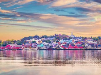 Nova Scotia Canada's coastal province